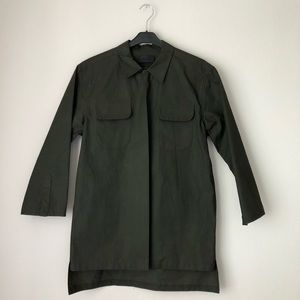 MR Completely Olive Green Utility Jacket